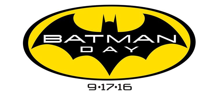 Batman Day @ All Things Fun! JBMDL