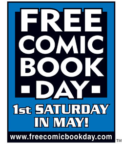 Free Comic Book Day 2015 @ All Things Fun! | Berlin Township | New Jersey | United States