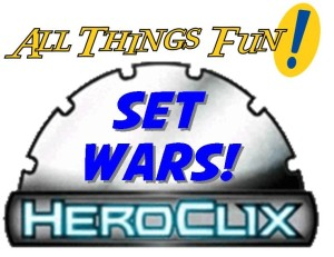 HeroClix Set Wars!!!! @ All Things Fun! | Berlin Township | New Jersey | United States