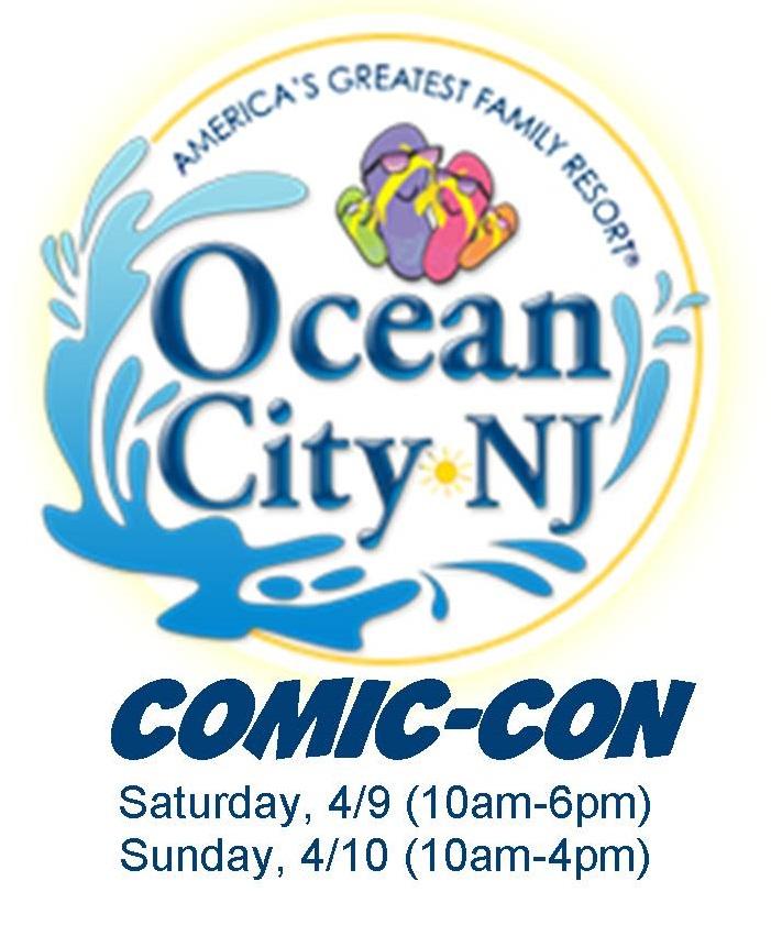 ocean city comic con