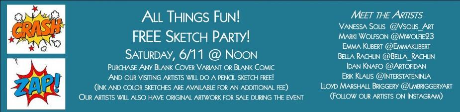 Sketch Party