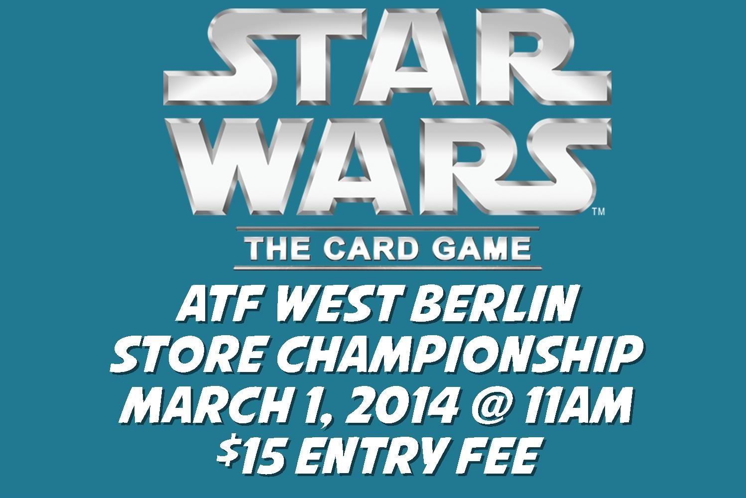 Star Wars LCG Store Championship @ All Things Fun! 1