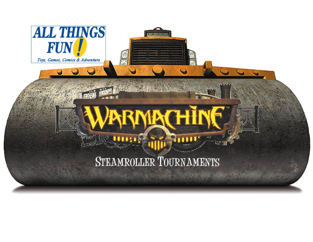 Steamroller 75pt (Warmachine & Hordes)