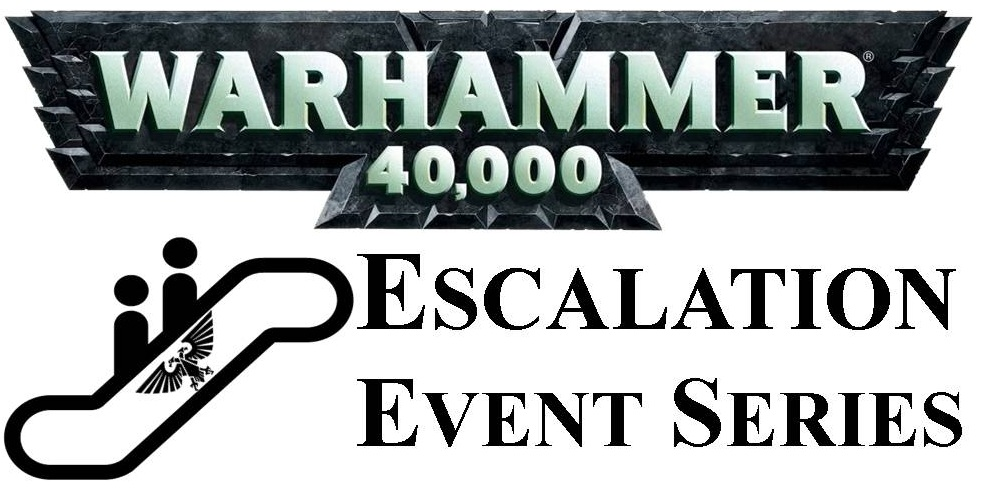 warhammer 40k escalation logo