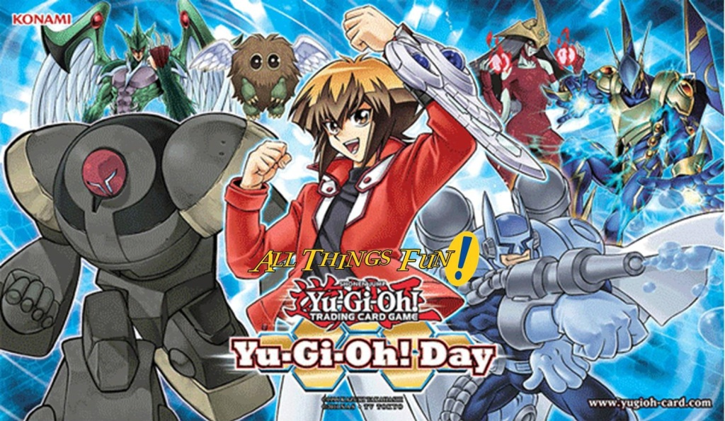 Yu-Gi-Oh! Day Tournament @ All Things Fun! | Berlin Township | New Jersey | United States